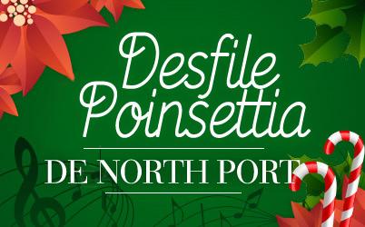 Evento comunitario - Desfile Poinsettia de North Port