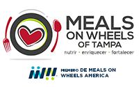 Logotipo de Meals on Wheels of Tampa