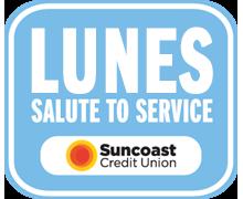Los Días Salute to Service de TB Rays son presentados por Suncoast Credit Union