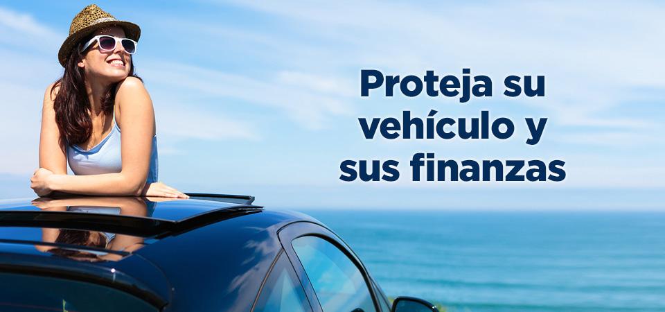 Proteja su vehículo y sus finanzas