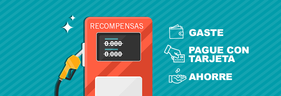 ¡Recompensas en gasolineras!