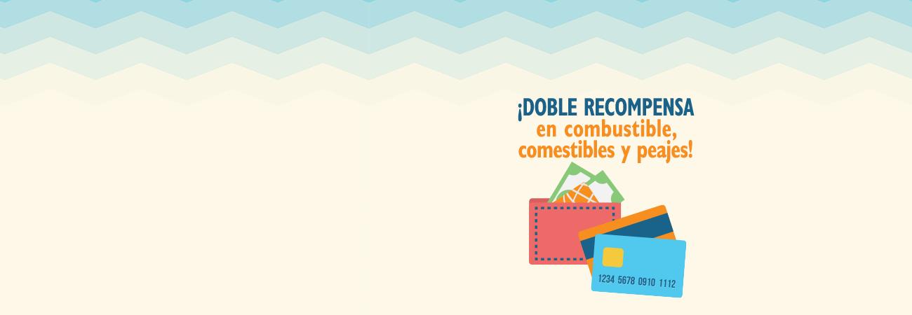 doble recompensa