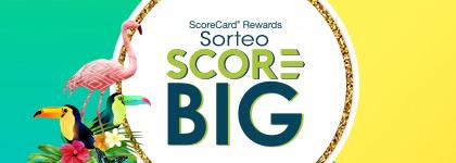 Sorteo ScoreBig